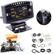 DEFI ADVANCE ZD 10 in 1 link Auto Sports Package Boost Temp Fuel Gauge OLED
