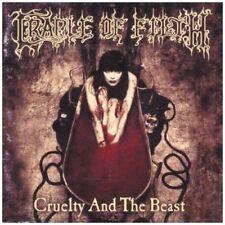 CDs de música metal gótico Cradle of Filth
