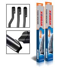 HYBROX Scheibenwischer Wischerblättersatz 500/500 mm / SH500500F3/2