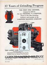 R.K. Le Blond Machine Tool - Springfield Machine Tool -1927 Advertisement Lathes