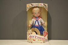 NEW Mary Engelbreit Ann Estelle Doll By Playmates 1997 # 38010 Sailor Suit