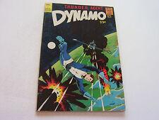 Dynamo Comic #3 March 1967 Wood Art & Cover Fine