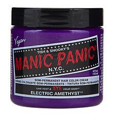 Manic Panic Classic Hair Dye Color Electric Amethyst Vegan 118ml Manic-Panic