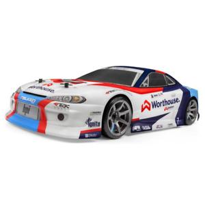 HPI 120097 1/10 RS4 Sport 3 Team Worthouse Nissan S15 RC Drift Car Brand New