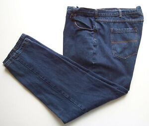 Duke 6XL//Azul Marino Pantalones de ch/ándal en Talla Grande con Dobladillo Abierto Modelo Albert para Hombre