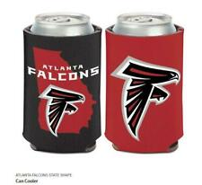 Atlanta Falcons Federal State Tin Coolers Nfl Football Can Cooler