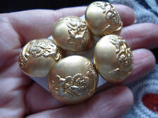 Brass Patriotic, Military Collectable Sewing Buttons