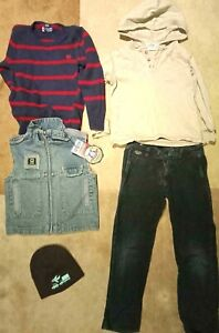 Boys Mixed Clothing Lot, Diesel, Chaps size 5, 6