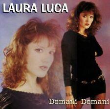 LAURA LUCA DOMANI DOMANI  CD POP-ROCK ITALIANA