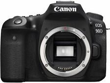 Canon EOS 90D Digital SLR Camera (Body Only) (Kit Box) USA Model