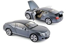 Minichamps Bentley Continental GT 2010 1:18 Thunder Grey