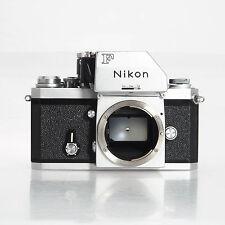 AS-IS Nikon F Photomic 35mm SLR Film Camera - Chrome AS IS No Meter Battery Door