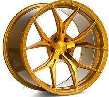 Rohana 20x12  RFX5 5x114 +45 Gloss Gold Rims (Set of 4)