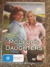 McLEODS DAUGHTERS SEASON 8 EIGHTH & FINAL SERIES DVD REGION FREE