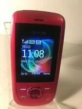 Nokia Slide 2220 - Hot Pink (Unlocked) Mobile Phone 2220s