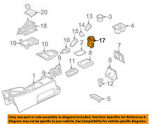 LAND ROVER OEM LR2 Center Console-Auxiliary Radio Stereo Input Jack LR003821