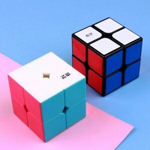 2x2x2 magic speed 2x2 cube mini pocket professional puzzle cube educational game