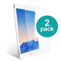 REAL GENUINE TEMPERED GLASS FILM LCD SCREEN PROTECTOR FOR APPLE IPAD AIR 1 & 2