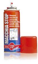 Bomboletta Spray Macchia STOP, smacchiante detergente. 200ml. Dixi.