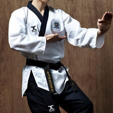 JCALICU POOMSAE Dan/WTF Poomsae Uniform For male