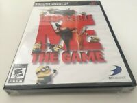 Despicable Me: The Game (Sony PlayStation 2, 2010) PS2 NEW