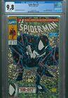 Spider-Man 13 CGC 9.8 Todd Mcfarlane Black Costume Cover Homage Amazing Marvel 1