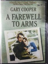 A Farewell To Arms (DVD, 1932) Gary Cooper Helen Hayes Slim Case New