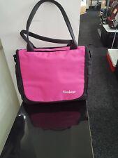 Emmaljunga Changing Bag And Seat Liner in Soft Pink