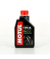 105929 OLIO FORCELLA MOTUL FORK OIL SAE 5W 100% UNIVERSALE MOTO SCOOTER