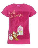 Beauty And The Beast Spell To Be Broken Girl's T-Shirt
