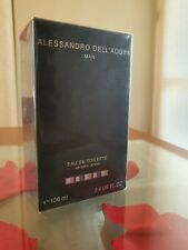Alessandro Dell'acqua Eau de toilette m 100ml Men spray