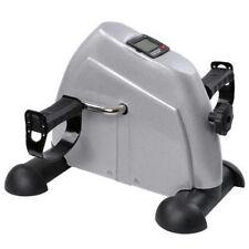 Portable Aerobic Pedal Exercise Machine Mini Arm Leg Trainer w Digital Display