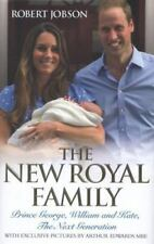 The New Royal Family: Prince George, William and Kate, the Next-ExLibrary