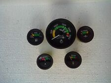 MF Gauges Kit  - Massey Ferguson 265, 285 Tractor Tachometer Temp Oil Fuel Amp