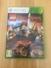 LEGO The Lord of the Rings (Microsoft Xbox 360) With Manual FREE UK POSTAGE
