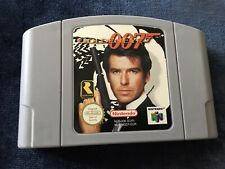 Nintendo 64 GoldenEye 007 James Bond - N64 Cart - Classic Game - Retro