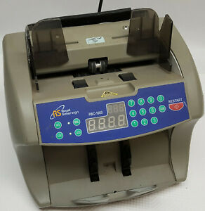 Royal Sovereign's RBC-1003 Front Load Dollar Bill Cash Counter save lots of time