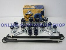 Suits Ford Fairlane LTD AU IRS SUPER PRO Rear Suspension Bush Kit SUPERPRO