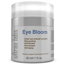 Ultrax Labs Eye Bloom | Under Eye Cream for Dark Circles, Bags and Wrinkles