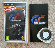 Gran Turismo PSP / complet / envoi gratuit !