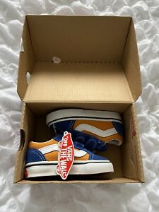 Baby/Toddler Vans Trainers Infant Size UK 3