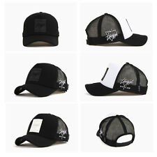 9b352541fef5f Unisex Mens Flipper Thug Life Rubber Box Mesh Baseball Cap Trucker Snapback  Hats