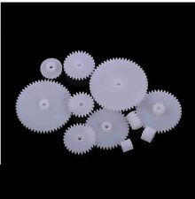 11 styles Plastic Gears All Module 0.5 Robot Parts for DIY NEW L8