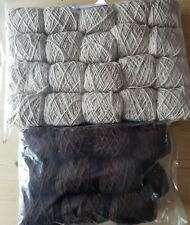 Alpaca Aran Wool 100gBalls