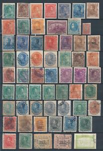 Venezuela old stamp collection