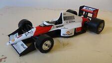 New listing Mclaren Grand Prix F1 Ayrton Senna 1 6103 1/24 Bburago Burago Formula 1 1991