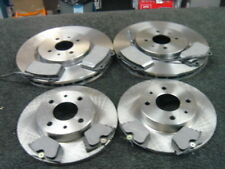 FIAT COUPE 2.0 20V  FRONT & REAR BRAKE DISCS & PADS