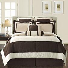 Ivory Gramercy King-size 8-piece Comforter Set
