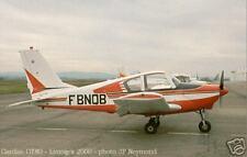 Socata GY Horizon ST Diplomat Airplane Wood Model Big