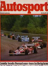 Autosport 20 May 1976 - Belgian GP, Seppi, Indianapolis qualifying, Brands Hatch